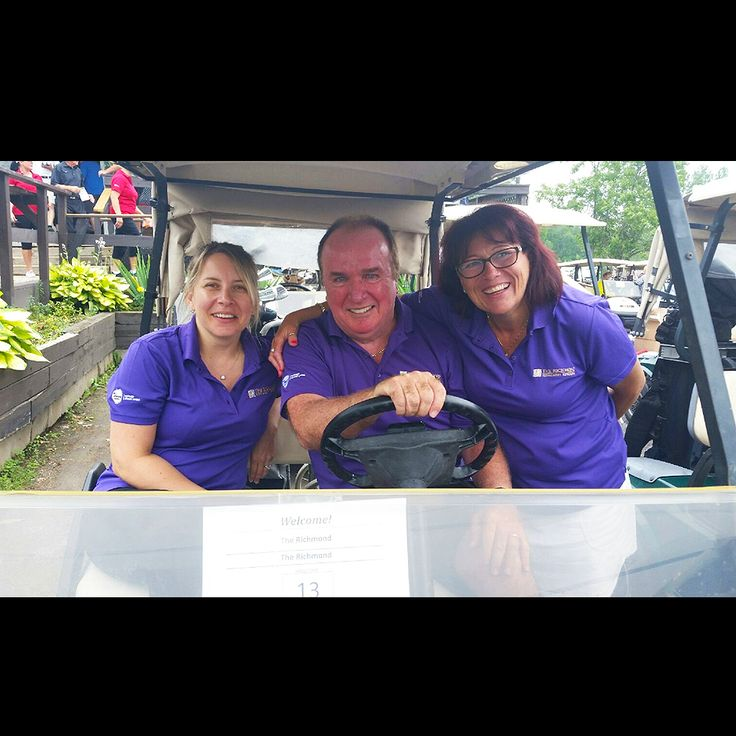 On July 14th, The Richmond sponsored a well organized Golf Tournament in support of Alzheimer's. We had an awesome time!! #VerveSeniorLiving