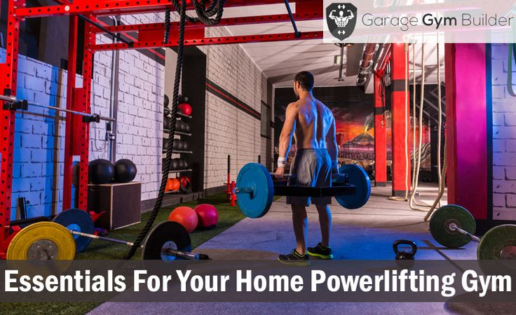 No powerlifting #gym is complete without these 14 essential pieces of equipment. Maximize gains and hit new peaks with our expertly researched list of the best powerlifting equipment on the market.