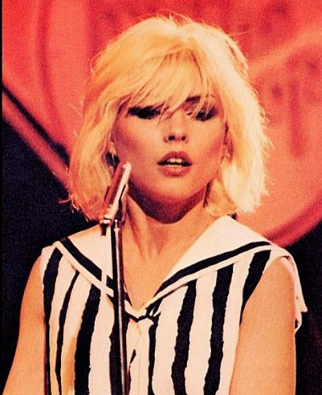 Debbie Harry Dedicated Follower Of Fashion Blondie