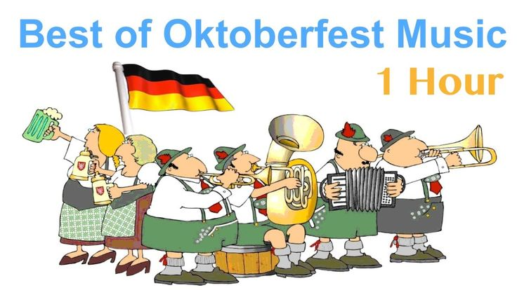 Oktoberfest and Oktoberfest Munich 2014 - Oktoberfest Music - German Bee...