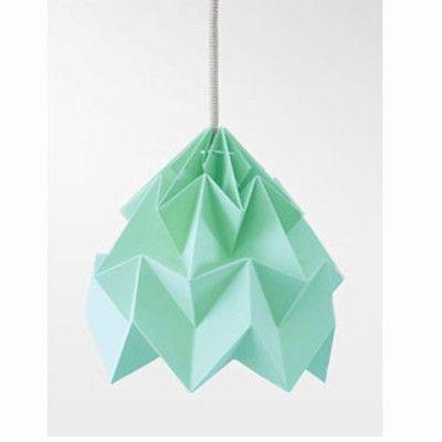 Moth Lampe - Mint