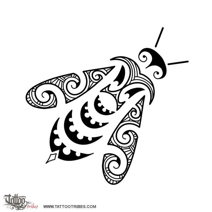 bee tatoos   TATTOO TRIBES - Dai forma ai tuoi sogni, Tatuaggi con significato ...