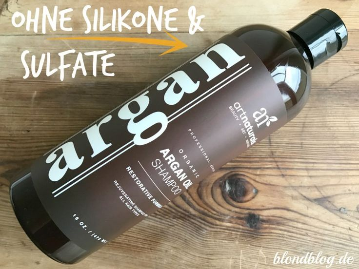 art naturals shampoo ohne silikone