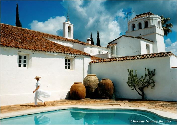 Hotel Trasierra, Sevilla. Te huele a azahar?