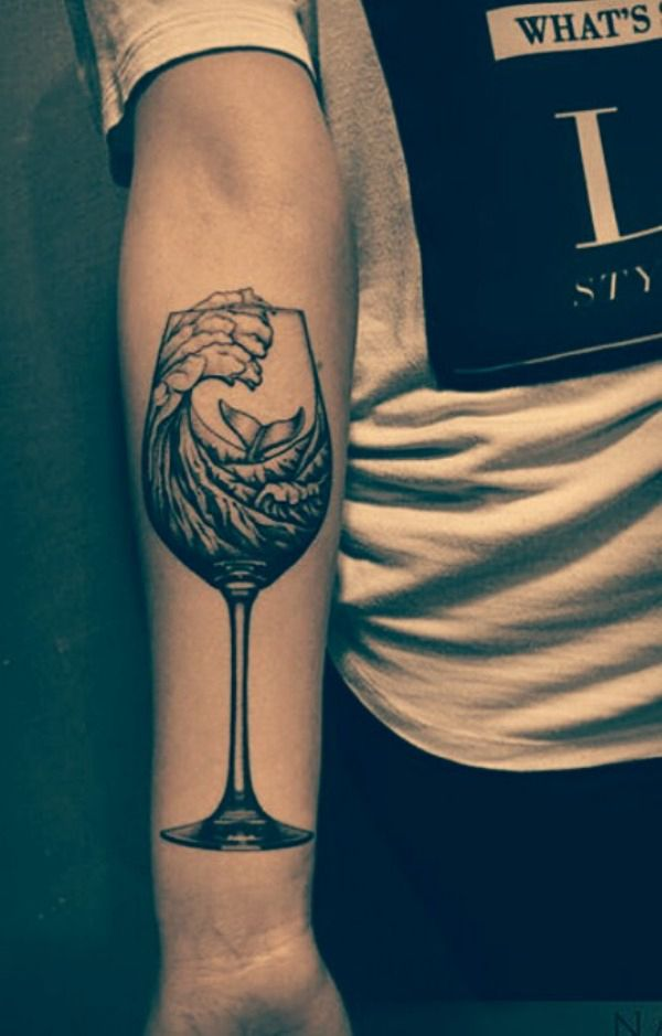 The Wine Tattoo: wine routes with a difference