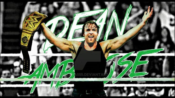 "Dean Ambrose -  ""Retaliation"" (Official Theme Song)"