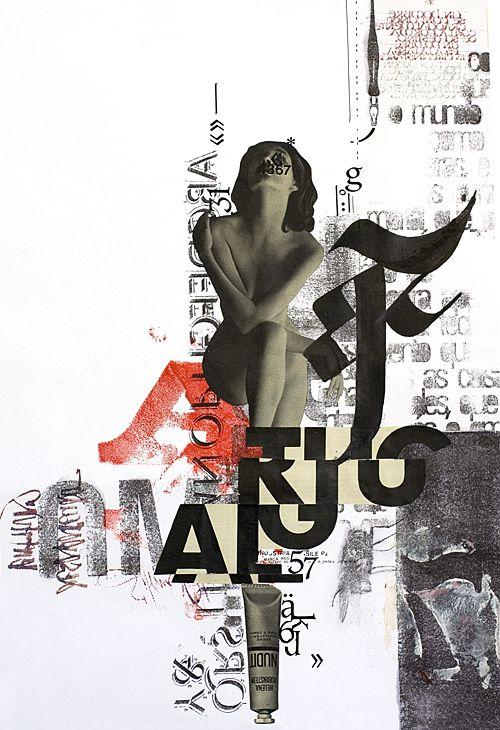 Experimental Typography Design J Vatuone Favorites