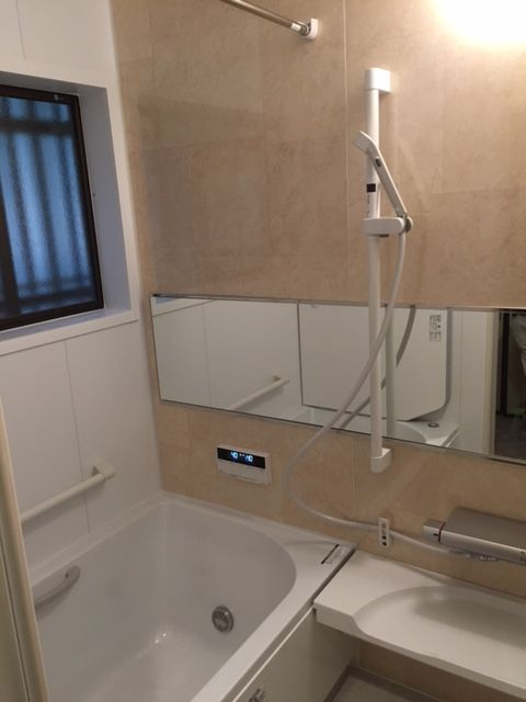 Pin By えなみ On バスルーム In 2019 バスルーム 浴室リフォーム