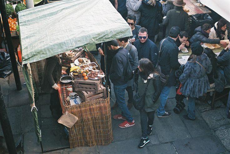 Film Photography | Canon AE-1 | Tudorcolor XLX 200 | February 2014 | Camden Lock Market, London