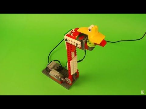 SafariCAMP WeDo Intro LEGO WeDo robotics lesson plans