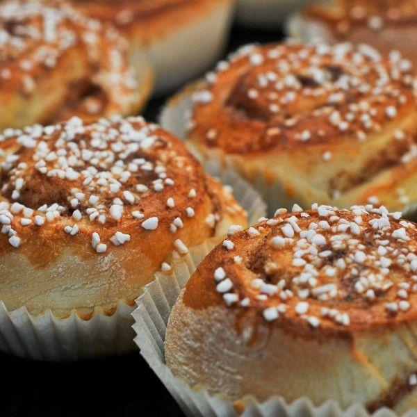 Official Swedish Cinnamon buns
