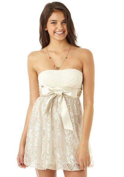 Cute teen dress