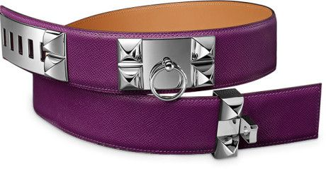 Hermès Collier De Chien in Purple (anemone) | Lyst