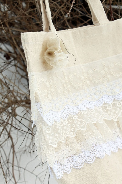 Diy Crafts With Lace