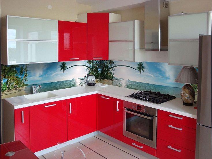 Кухонный фартук Остров. Цена 430 грн. Декор для ванной и кухни, декор и текстиль для кухни, декоративные наклейки, наклейки printable, наклейки на кухню, виниловые наклейки для кухни, декоративные наклейки на мебель.