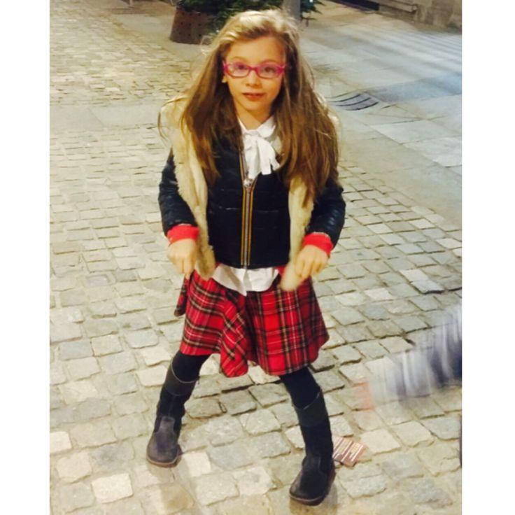 www.mamibu.com #skirt #littlegirl #babygirl #red #kidsfashion #kidsclothes #baby #bambina #mamibu #madeinitaly