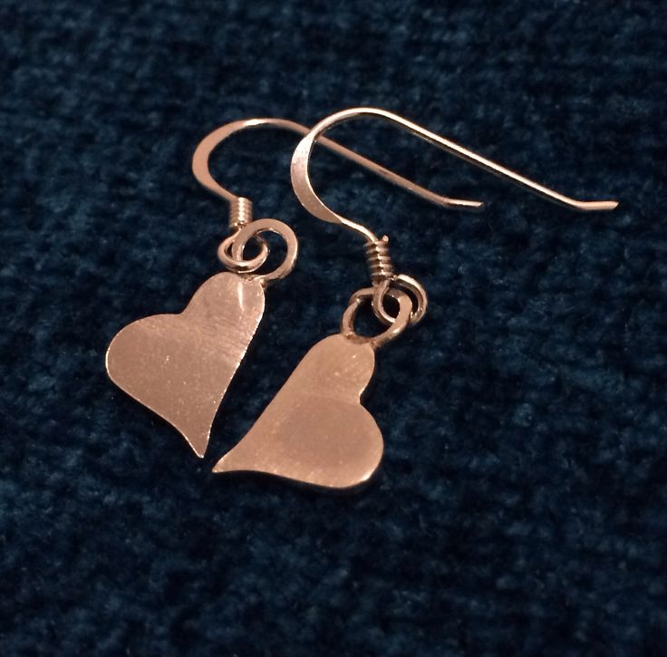 MaWiLo Designs Sterling silver heart mawilodesigns@gmail.com