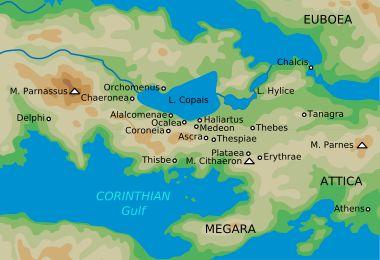 Lake Copais - Wikipedia, the free encyclopedia