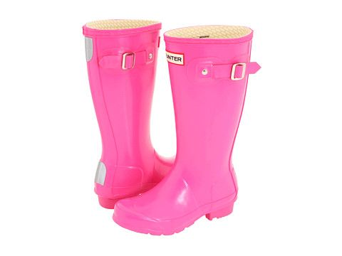 Hunter Kids Young Hunter Original Gloss (Little Kid/Big Kid) Fuchsia - Zappos.com Free Shipping BOTH Ways