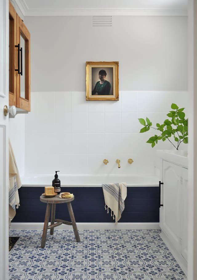 These Bathroom Remodels All Cost Under 3 000 Cheap Bathroom