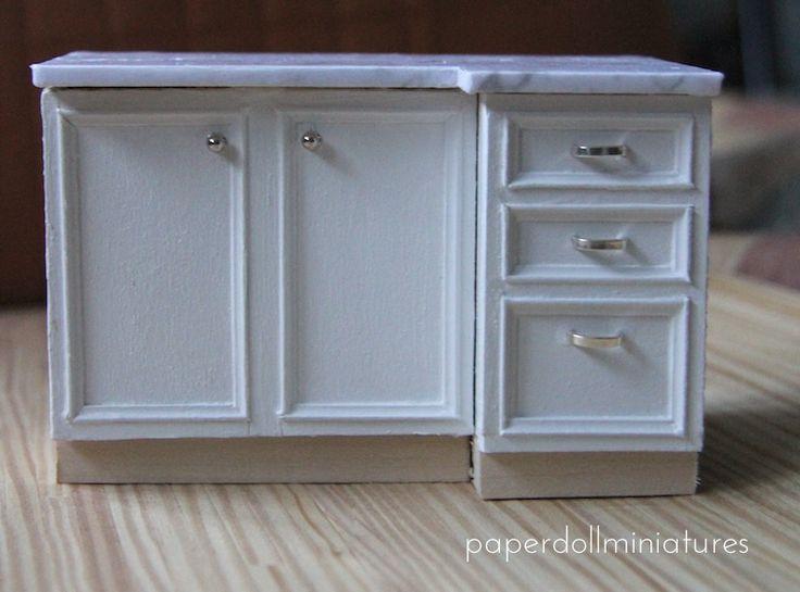 99 best Miniature Kitchen Tutorials images on Pinterest ...