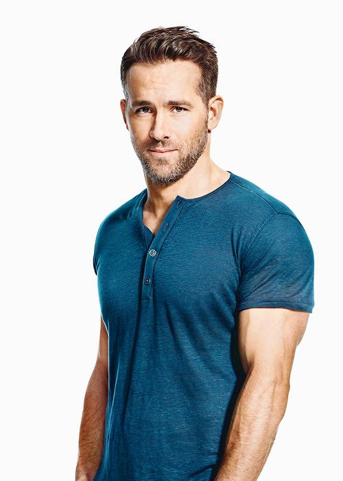 Can't have enough Ryan Reynolds in my files...