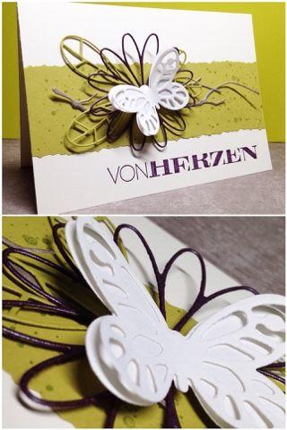 Card Creations by Ellis van Veenendaal: noch ein Frühlingsbote...