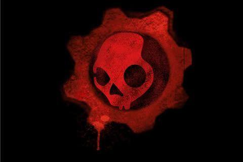 Skullcandy Logo Red