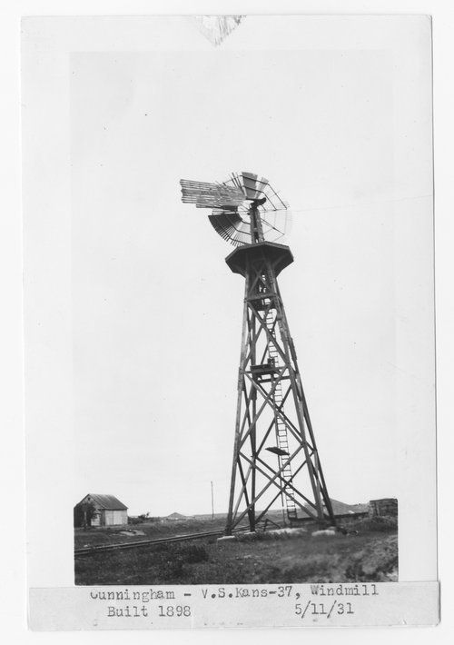 13 best Windmills in Kansas History images on Pinterest