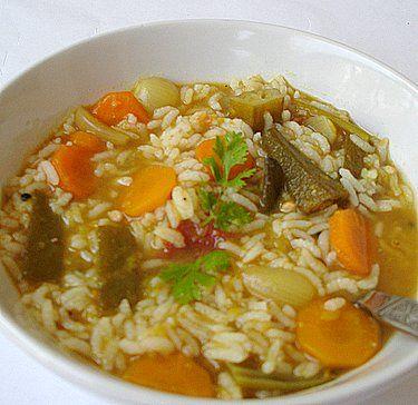 Pappu Pulusu - Tamarind Based Lentil-Vegetable Stew
