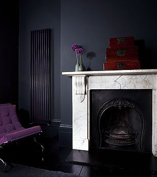 Interior design and furniture photography #style #dark #modern