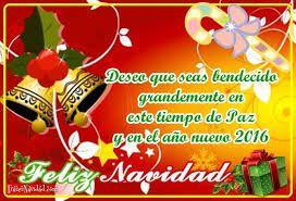 Resultado de imagen para mensajes de navidad y año nuevo para tarjetas