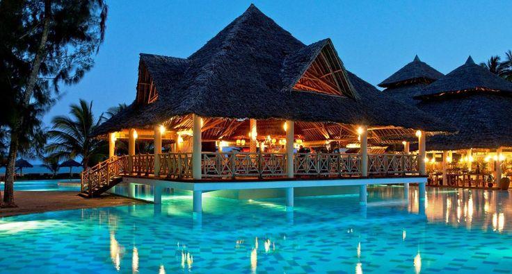 Neptune Palm Beach Boutique Resort & Spa - Kenia