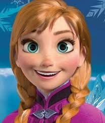 anna makeup frozen - Google Search