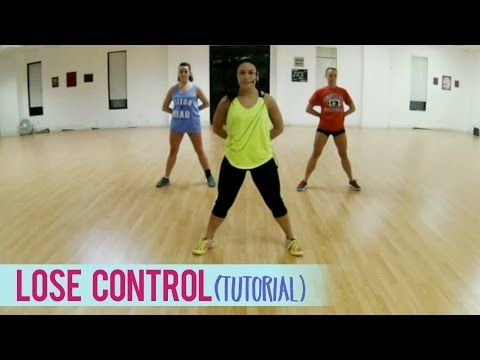 Missy Elliott - Lose Control ft. Ciara & Fatman Scoop (Tutorial) | Dance Fitness with Jessica - YouTube