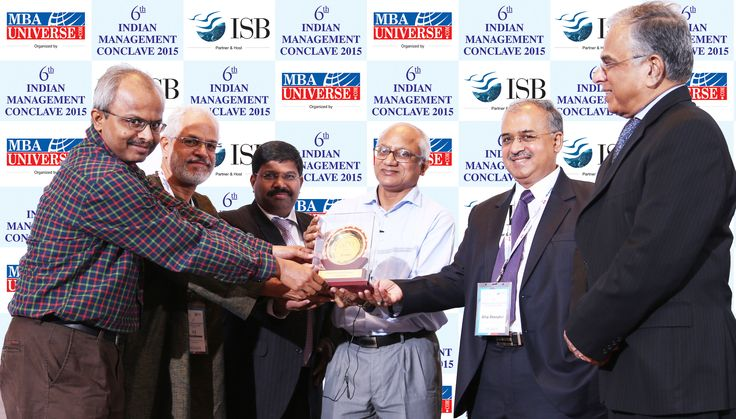 ASB Coimbatore wins at the 6th Indian Management Conclave 2015  Among the 40+ top business schools competed at the 6th Indian Management Conclave 2015 (IMC 2015), organized by MBAUniverse.com in partnership with the Indian School of Business (ISB), ASB Coimbatore faculty members Dr. Rajiv Prasad and Prof. Udhayakumar C S, Associate Professors have won as the finalist for the theme 'Innovations in Teaching Methodology'.