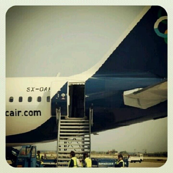Olympic Air SX-OAF (my baby)