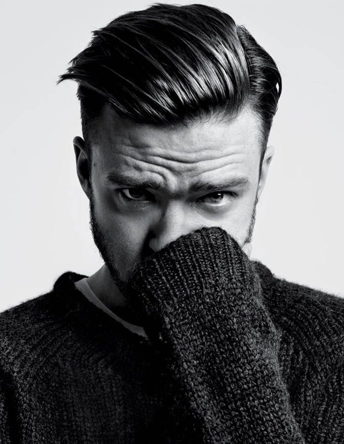 """Your critics do not count, their words will fade, you won't."" - Justin Timberlake (photo credit: Hedi Slimane)"