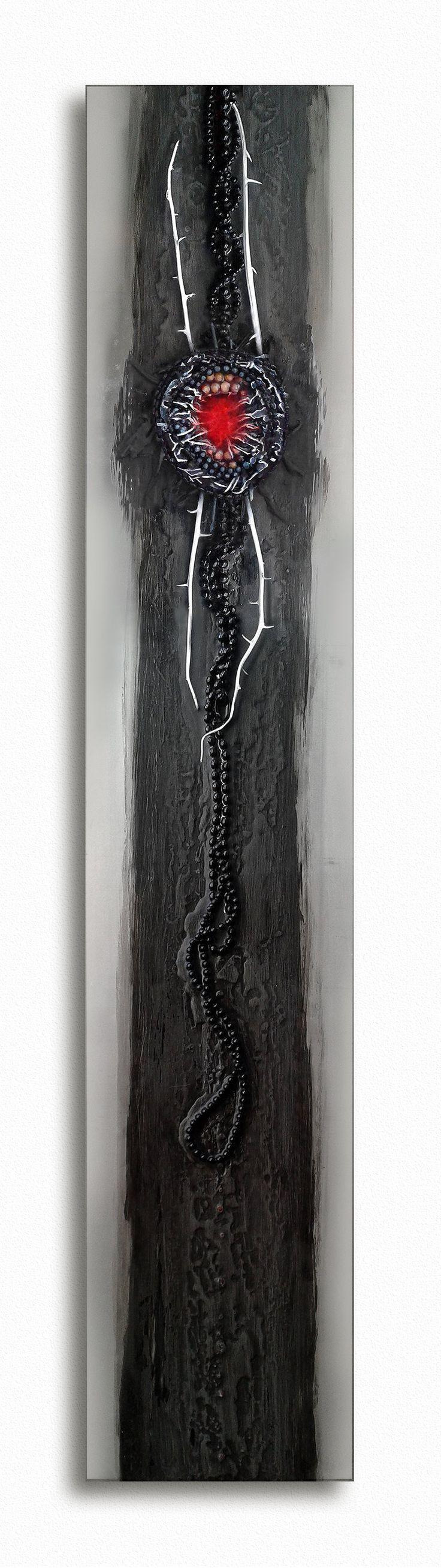 Carcosa (Halo Anaesthesia), 240 x 1250mm