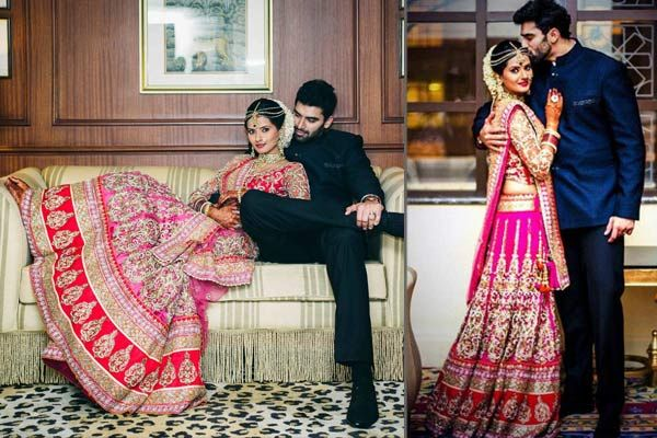 12 Super-Cool Indian TV Divas In Their Real Life Wedding Avatars - BollywoodShaadis.com