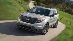 Priced at just $42,670, the 2105 Ford Explorer Sport offers great value for drivers.