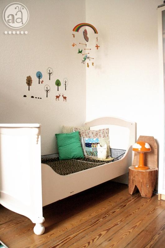 89 mejores im genes sobre dormitorios infantiles en - Habitaciones infantiles unisex ...