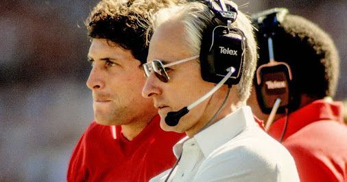 George Seifert won five Super Bowl championships with the #49ers. His favorite…