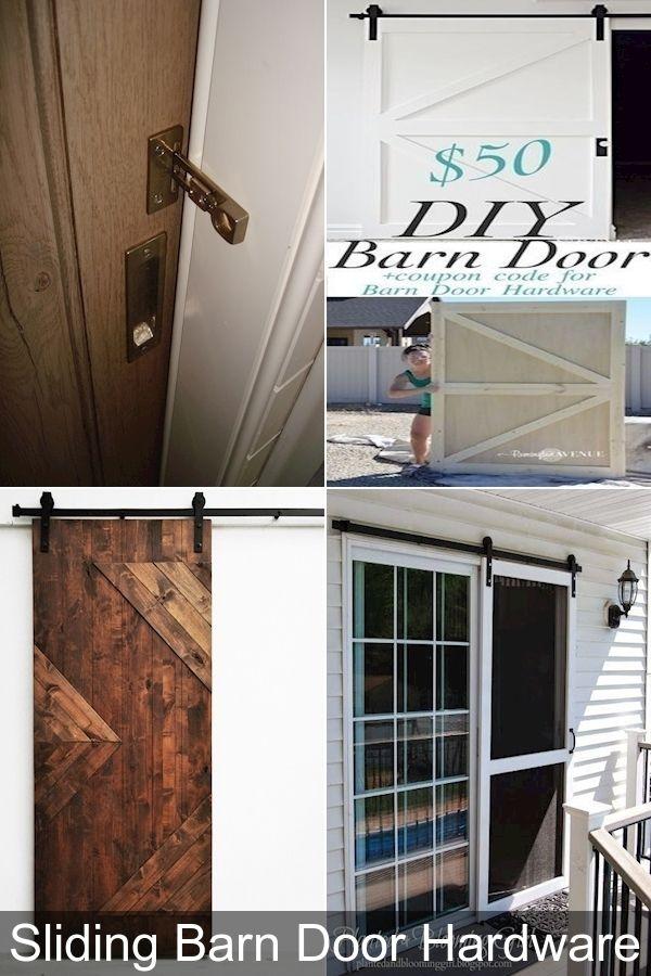 Interior Barn Door Kits Outdoor Barn Doors 4 Ft Sliding Barn Door Hardware In 2020 Sliding Barn Door Hardware Barn Door Hardware Diy Barn Door