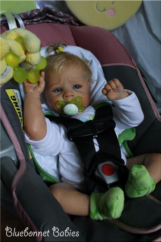 ❀bluebonnet Babies❀ Newborn Reborn Baby Doll 034 Sili 034 Sabine Altenkirch ⚡sold Out⚡ | eBay