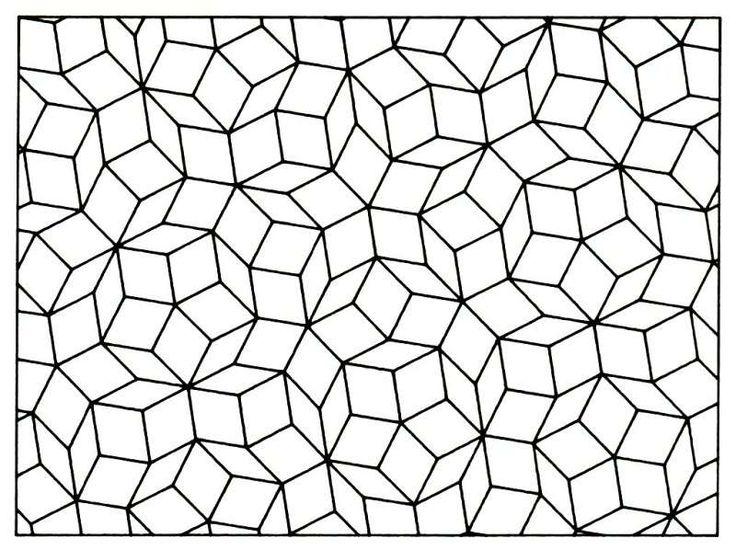 573 besten geometrische muster bilder auf pinterest tapeten trauzeugen und grafiken. Black Bedroom Furniture Sets. Home Design Ideas