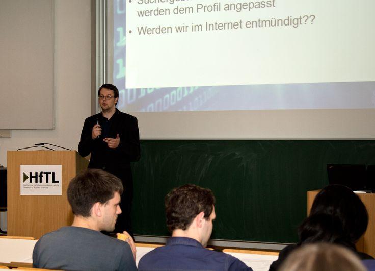Studentisches Projekt - Filter im Internet