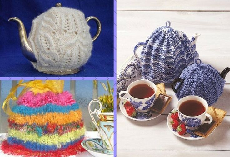 Free Easy Knitting Pattern For A Tea Cosy : 3237 best images about Crochet - Patterns on Pinterest