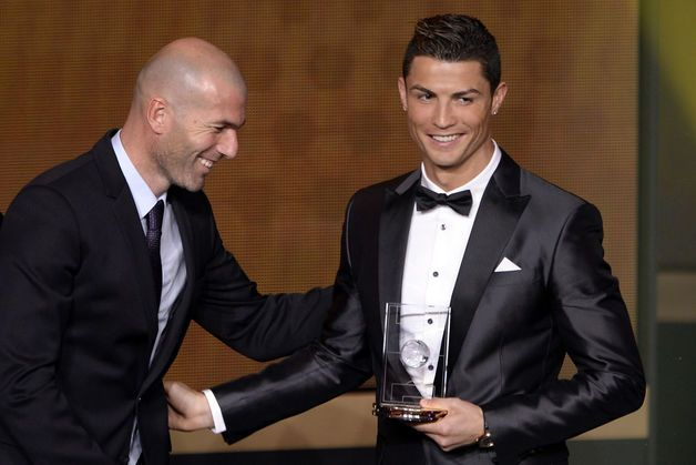 Cristiano Ronaldo ended Lionel Messi's unprecedented four-year run as the world's best soccer player by claiming the Ballon d'Or. Real Madrid forward Ronaldo, who also won the accolade as a Manchester United player in 2008, finished ahead of Barcelona's Messi and Franck Ribery of European champion Bayern Munich, in voting for the event organized by governing body FIFA.