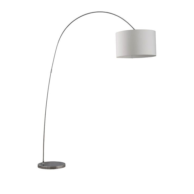 Zuiver Wiggly Vloerlamp - Wit
